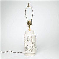 lamp base by waylande gregory