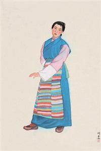 蒙古舞 by liu lishang