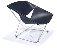 butterfly chair (model 675) by pierre paulin