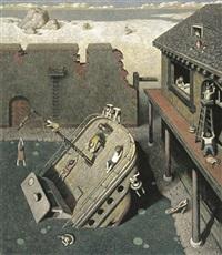 98 diary - sinking by liu hongwei