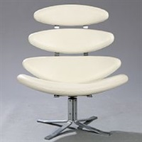 corona easy chair by poul volther