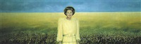 portret koningin beatrix by ans markus