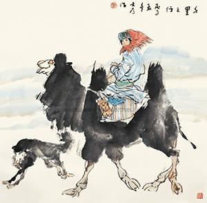 千里之行 by liu dawei