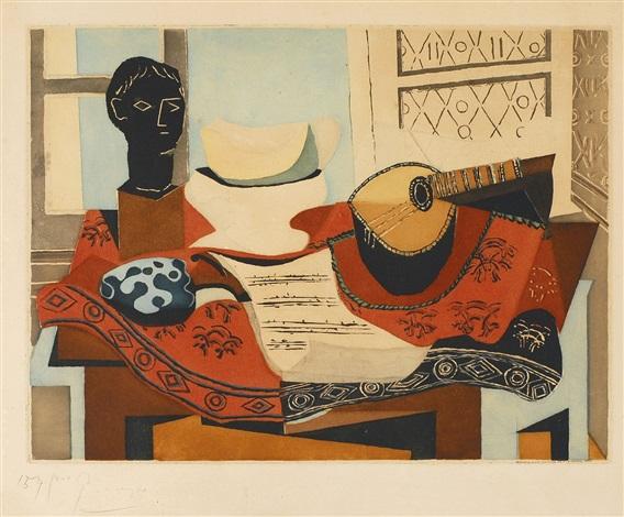 Picasso - Nature morte by Pablo Picasso on artnet