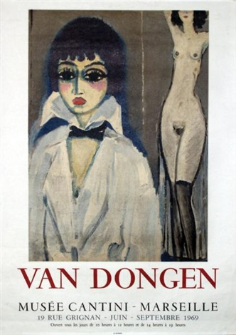 van dongen musée cantini by kees van dongen