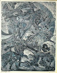 canticle of souls by josef vachal