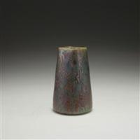 kleine vase by clement massier
