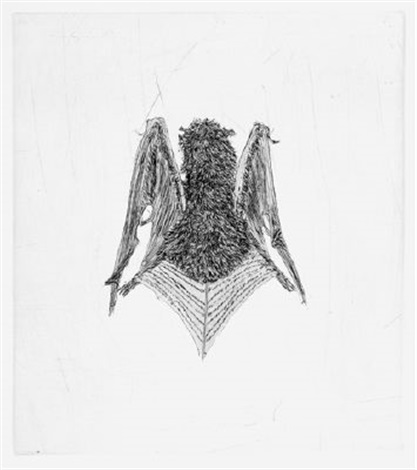 b a t by kiki smith
