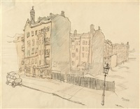 south end berlin by george grosz
