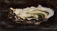 oyster shell by pauline merry