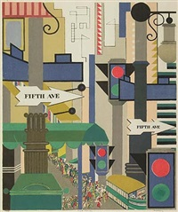 fifth avenue by mildred rackley