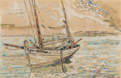 lomalo by paul signac