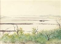 landschap by léon spilliaert
