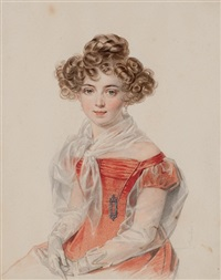 portrait of countess sophia alexandrovna bobrinsky by petr fedorovich sokolov