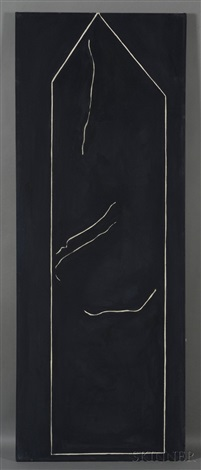 untitled fromt he thin line series by jack roth