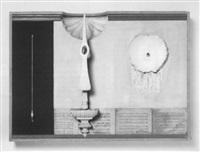 black and white (altar - für die vernunft, falls sie nicht vorher erschlagen wird) by hans peter alvermann