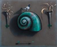snail sailing by graeme k. townsend