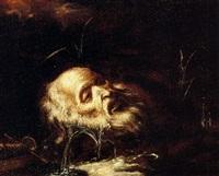 la testa di s. paolo by agostino scilla
