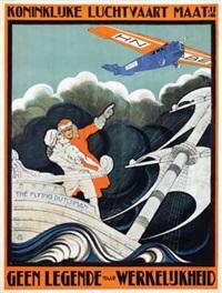 klm flying dutchman geen legende maar werkelijkheid by anthonius mathieu guthschmidt