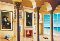 interior by orlando quevedo