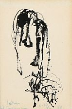 small composition by asger jorn