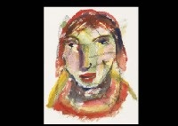 figure of young person by henry miller