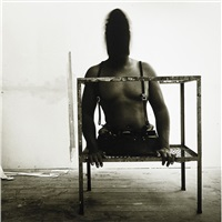man with no legs by joel-peter witkin