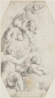 cherubs by francesco bartolozzi