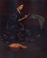 the love letter by anna mary newman