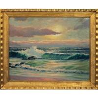 seascape by richard lorenz
