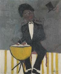 dans le style de timbalier jazz by joseph louis lépine