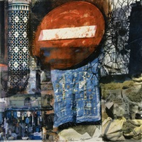 quattro mani iii (marrakech) by darryl pottorf and robert rauschenberg