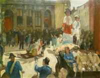 la kermesse by albert raty