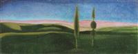 paesaggio by gerardo dottori
