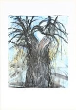 the new year's tree 1 by jim dine