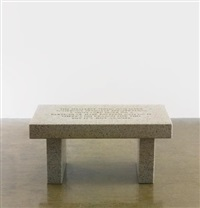 the living series: the smallest thing can make somebody... by jenny holzer