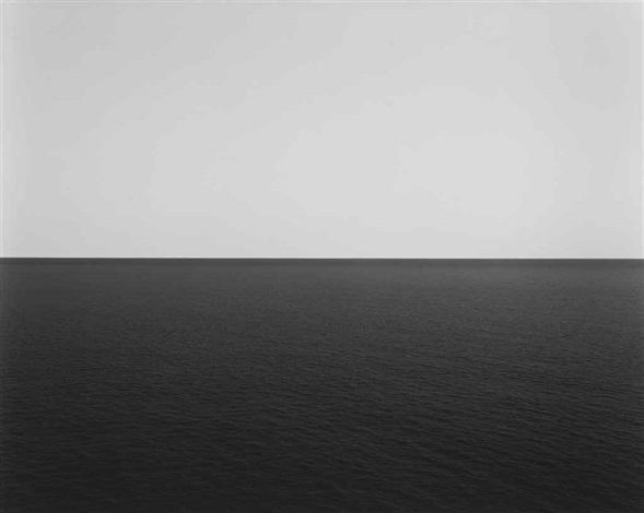tyrrhenian sea by hiroshi sugimoto