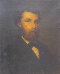 portrait d'un gentilhomme by pierre louis de coninck