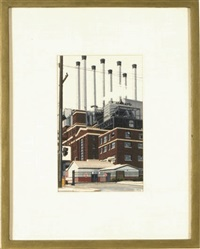 the powerhouse, ford rouge plant, detroit by don jacot