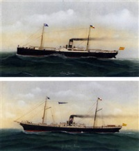 the spanish general cargo steamer