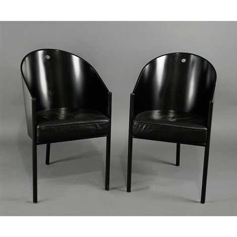 Sedie Costes set of 6 by Philippe Starck on artnet