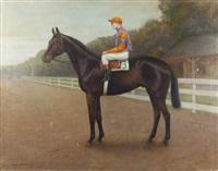 horse & jockey by richard newton ii