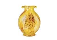 art deco style vase by gabriel argy-rousseau