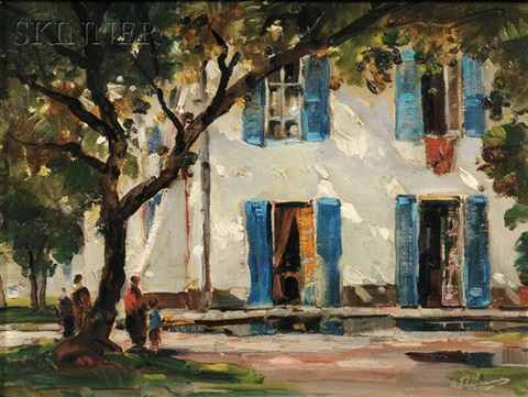 pension beau lejour la colle by anthony thieme