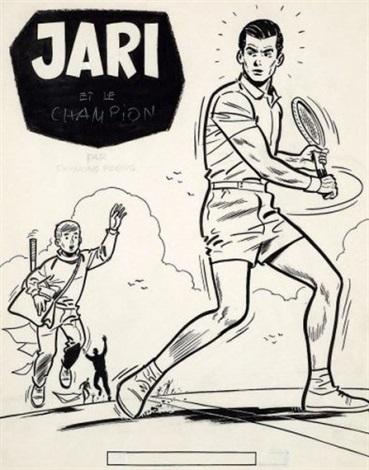 Jari Color Sheet Cover For Al Et Le Champion 2 Works