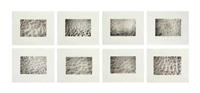 untitled (sand) (portfolio of 8) by felix gonzález-torres