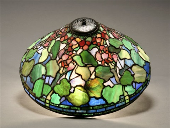 Tiffany studios geranium leaded glass lamp shade by tiffany studios tiffany studios geranium leaded glass lamp shade by tiffany studios aloadofball Gallery