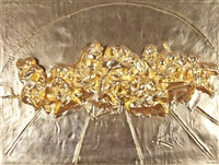 the last supper by salvador dalí