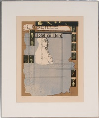 untitled (hotel du nord) by joseph cornell