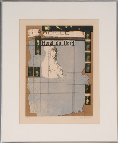 untitled hotel du nord by joseph cornell